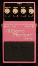 Boss HF-2 Verleih München Gitarrenequipment
